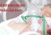trẻ sơ sinh bị ho phải làm sao