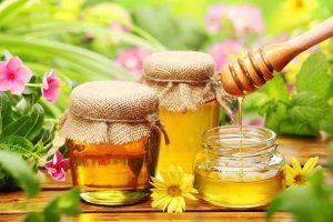 Trị ho bằng mật ong nguyên chất